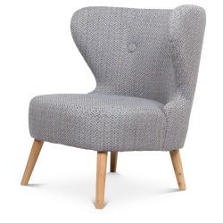 Lounge Tweed Gris/Bleu