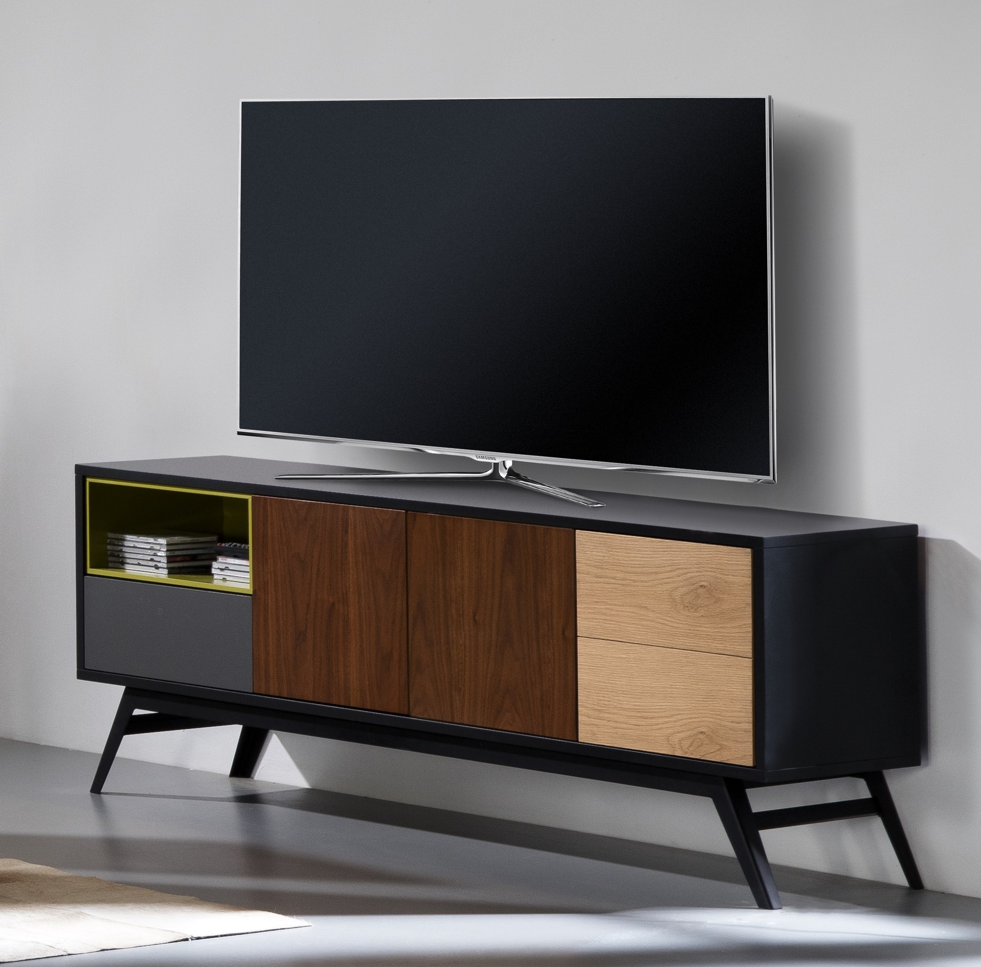Meubles Tv Lemobilier Ma # Meuble Tv Ultra Fin