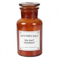 BOUGIE APOTHICARY - Sea Salt Coconut  200g
