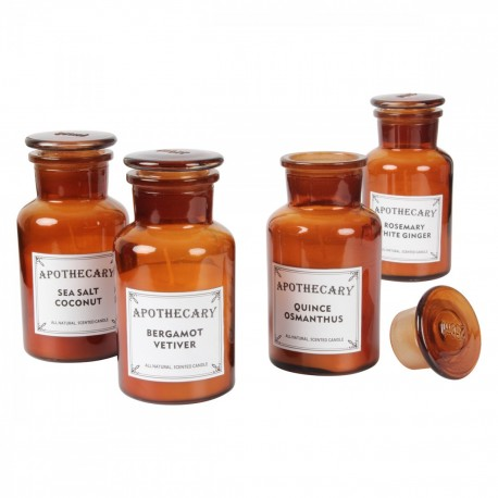 BOUGIE APOTHICARY - Quince Osmanthus 113g