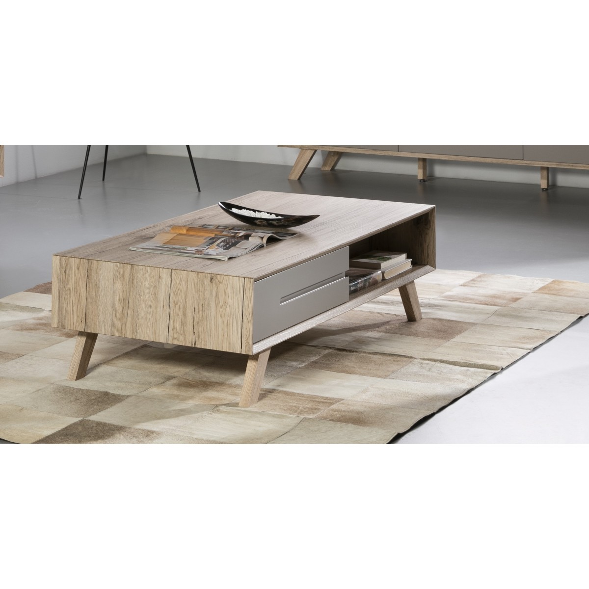 luxus table basse taupe id es de conception de table basse. Black Bedroom Furniture Sets. Home Design Ideas