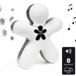 Diffuseur GEORGE Bluetooth soft touch - WHITE - Mr&Mrs Fragrances