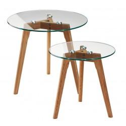 Duo de tables Hava