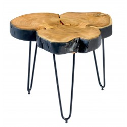 Table basse WOODY 3T - Black