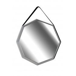 Miroir OCTO Blanc