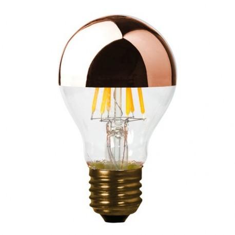 ampoule d corative edison led globe cuivre. Black Bedroom Furniture Sets. Home Design Ideas