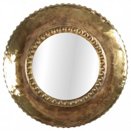 Miroir HALA Laiton