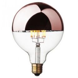 Ampoule décorative Edison LED - GLOBE GEANT CUIVRE