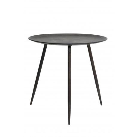 table arbea en zinc l. Black Bedroom Furniture Sets. Home Design Ideas