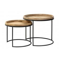 Duo de tables NAP