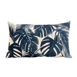 Coussin JUNGLE Blue
