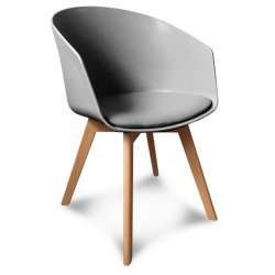 Fauteuil Northissima Gris