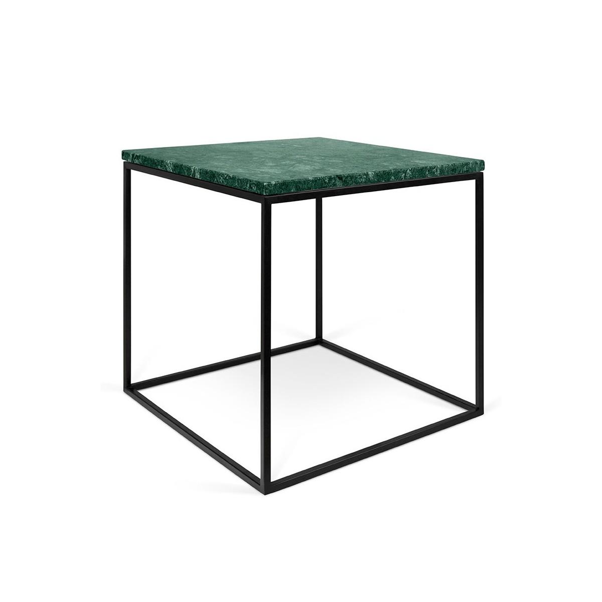 table ou chevet en marbre vert guatemala squizz. Black Bedroom Furniture Sets. Home Design Ideas