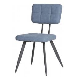 Chaise FYZZ Bleue