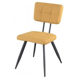Chaise FYZZ Moutarde