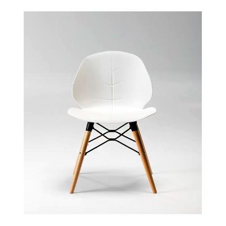 Chaise PALM - Blanc