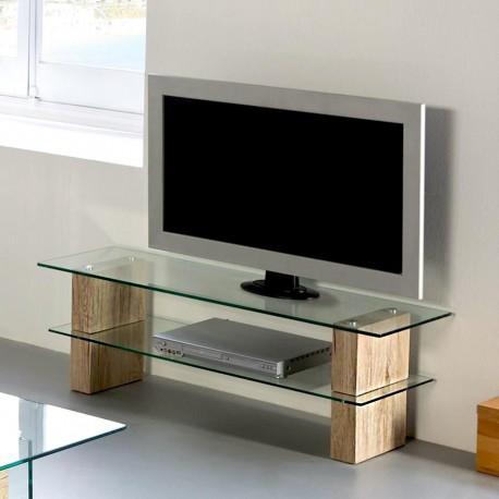 meuble tv gracy. Black Bedroom Furniture Sets. Home Design Ideas