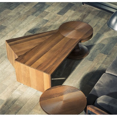 Table Basse MOSCOU - Noyer