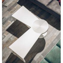 Table Basse MOSCOU - Blanc