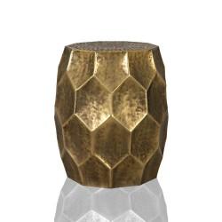 Table LANKA - Bronze patiné