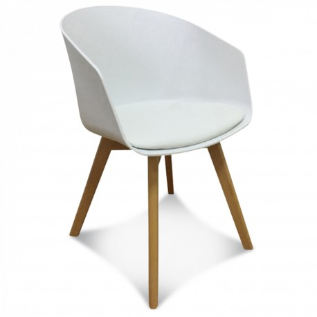 Fauteuil Northissima Blanc