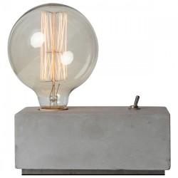 Lampe à poser ERIKA Béton