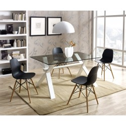 Table LOLA Blanche