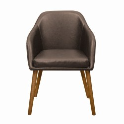 Fauteuil JYL Chocolate