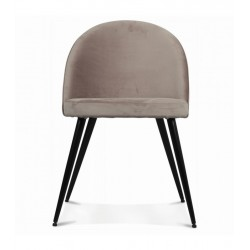 Chaise GONG - Taupe