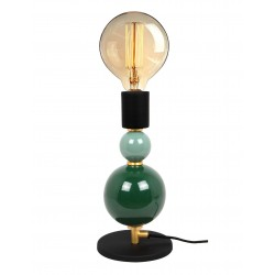 Lampe à poser BUBBLY - Emerald & Pastel Green