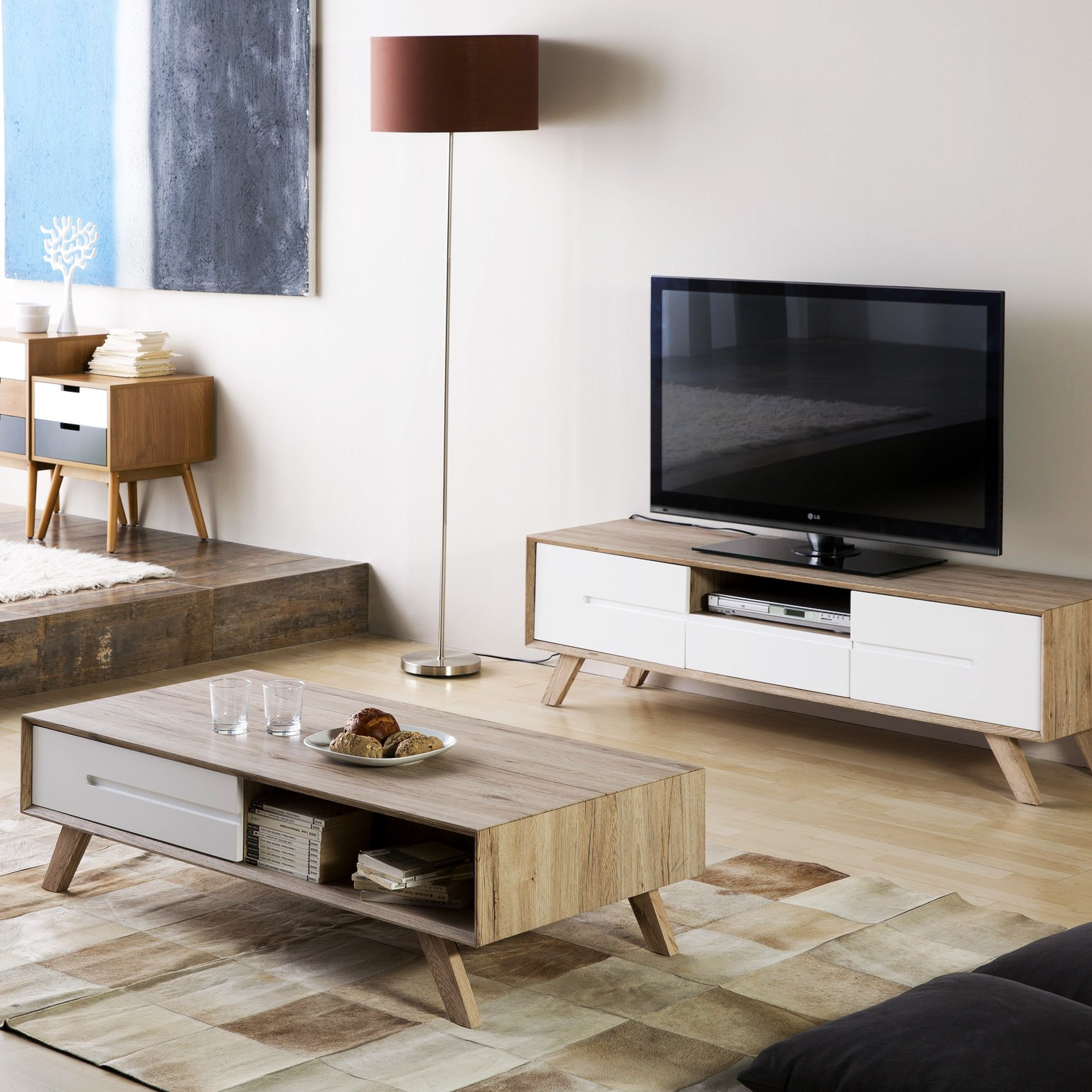meuble tv promo best meuble tv with meuble tv promo promos de meuble tv dans le prospectus de. Black Bedroom Furniture Sets. Home Design Ideas