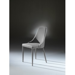 Chaise SCANDY Grey