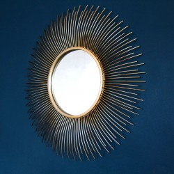 Miroir SOLAR  Gold