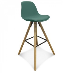 Tabouret Northissime - Pin