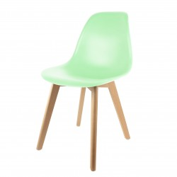 Chaise NONO - Pastel Green