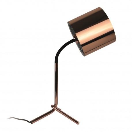 Lampe orientable SKIN  - Cuivrée