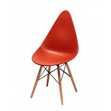 Chaise ALKY - Brique