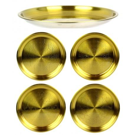 Plateau LIVY - Gold - 4 motifs au choix