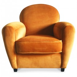 Fauteuil CLUB CUBANO - Honey Edition