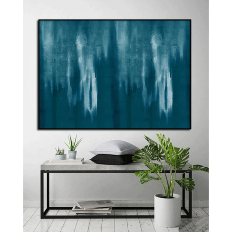 """Toile """"GHOSTS"""" by KUNST"""