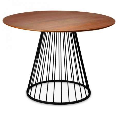 Table à manger RING - Black Edition