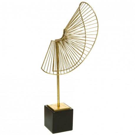 Sculpture SPECTRUM - Black & Gold