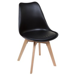 Chaise North Noire - V2