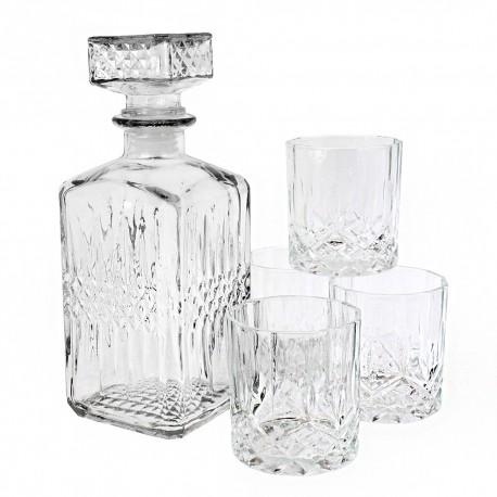 Coffret JACK - Carafe & 4 verres