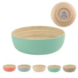Coupelle pastel BAMBOU - 15cm