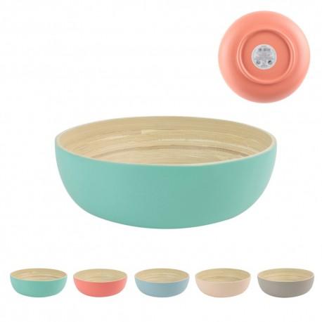 Coupelle pastel BAMBOU - M - 20cm