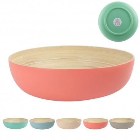 Saladier pastel bambou - xL - 30cm