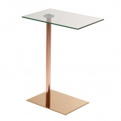 Table d'appoint ENYA - Rose Gold