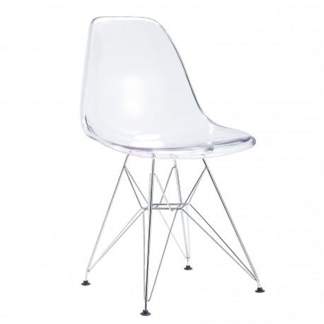 Chaise NOUN - Transparente