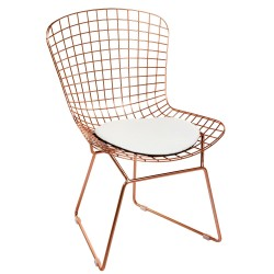 Chaise WING - Rose Gold
